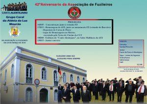 42º Aniversário da Associação de Fuzileiros