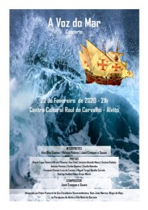 "Concerto – ""A Voz do Mar"""