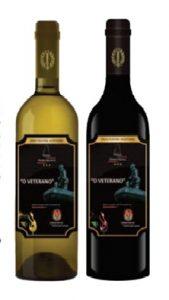 """Vinho """"O VETERANO"""" – A nossa marca"""